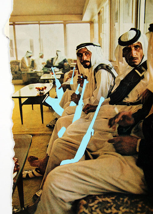 guns middle east national geographic contemporary art ashley normal